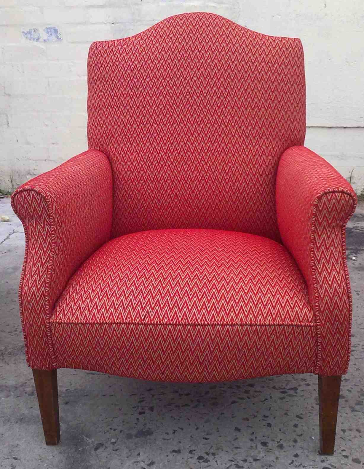 Fabric chairs for
