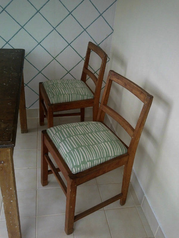 Wingback Nursing Rocking Chair Upholstery Cape Town