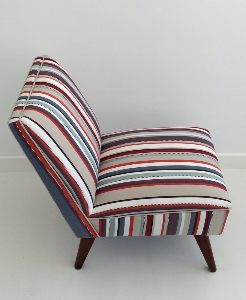 Funky retro chair upholstery cape town for Funky fabric dining chairs