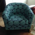 Upholstery of Tub Chair