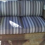 Reupholstery of Patio Cushions